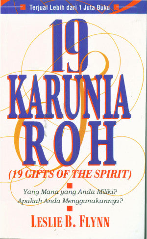 19 Karunia Roh (19 Gifts Of The Spirit)