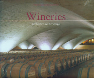 Wineries-Architecture & Design -Hc (071004)