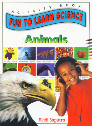 Activity Book Fun To Learn Science: Animals