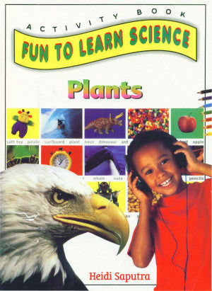 Activity Book Fun To Learn Science : Plants