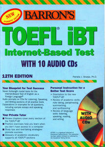 Toefl Ibt Internet-Based Test Edisi-12 Krn