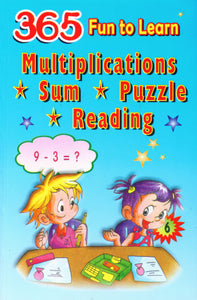 365 Fun To Learn Multiplications -Tl