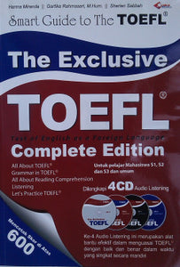 The Exclusive Toefl Complete Edition+4Cd