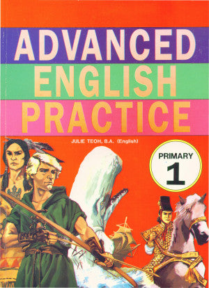 Advanced English Practice 01