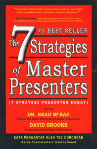 7 Strategi Presenter Hebat