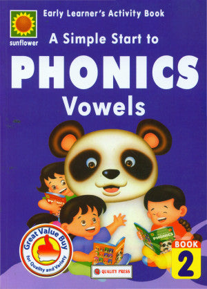 A Simple Start To Phonics Vowels 2