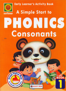 A Simple Start To Phonics Consonants 1