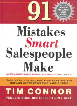 91 Mistakes Smart Salespeople Make-Hc-Tl