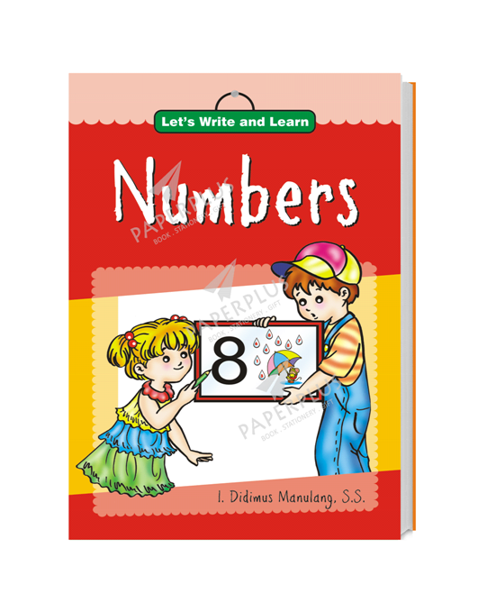 Let's Write and Learn: Numbers