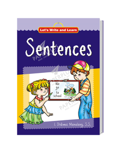 Let's Write and Learn: Sentences