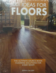 1001 Ideas For Floors -Sc (210408)