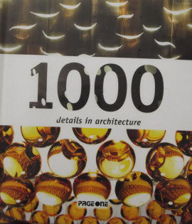 1000 Details In Architecture -Hc (070111)
