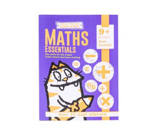 Load image into Gallery viewer, 9+ Maths Essentials - With over 50 cool stickers
