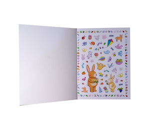 I Love My Mummy - Storybook Colouring With Over 100 Stickers