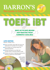 Barron's TOEFL 13th Edition