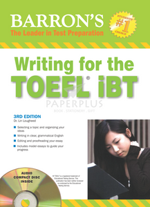 Barron's Writing for the TOEFL iBT 3rd Edition