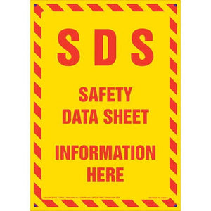 Reading and understanding Safety Data Sheets, aka SDS (formerly known as MSDS)