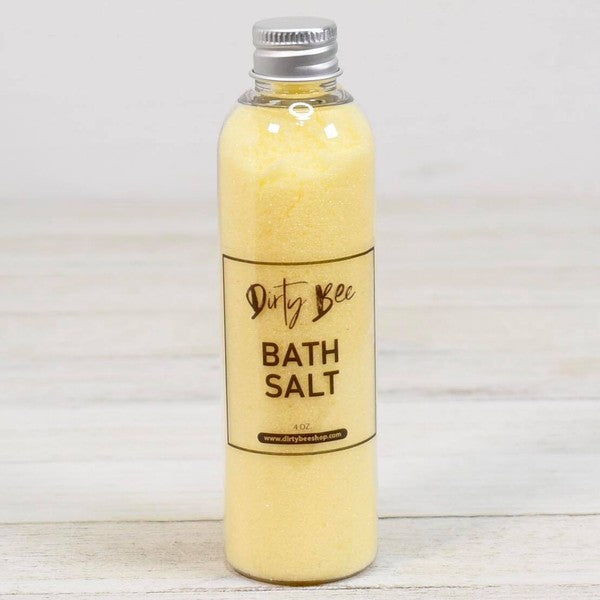 Dirty Bee Bath Salts- Sweet Macaroon