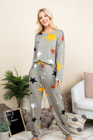 Star Lounge Wear- top