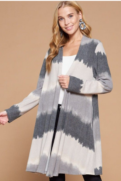 Ombre Duster Cardigan