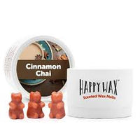 Happy Wax Melts- Cinnamon Chai- Tin