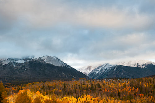 Fall in Silverthorne