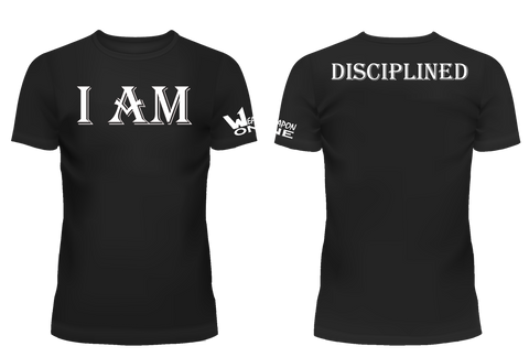 I Am Disciplined