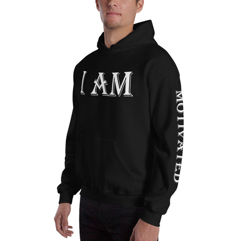 I Am Motivated Hoodie