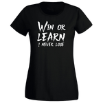 Win or Learn Women's