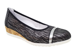 BUY LADIES LEATHER SHOES - ACCA - VAGO -  Via Nova/Ferracini Outlet