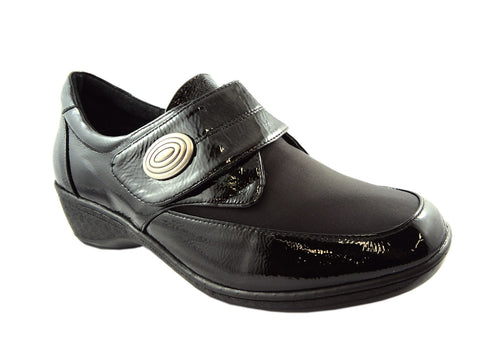 BUY LADIES LEATHER SHOES - BLAKE - VAGO -  Via Nova/Ferracini Outlet