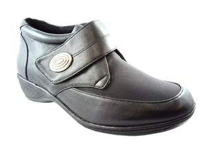 BUY LADIES LEATHER SHOES - BOLD - VAGO -  Via Nova/Ferracini Outlet