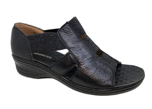 BUY LADIES LEATHER SHOES - BOSSY - VAGO -  Via Nova/Ferracini Outlet