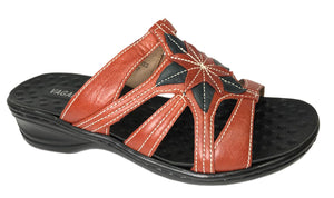 BUY LADIES LEATHER SHOES - BRETT - VAGO -  Via Nova/Ferracini Outlet