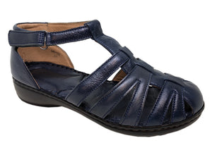 BUY LADIES LEATHER SHOES - BRIGHT - VAGO -  Via Nova/Ferracini Outlet