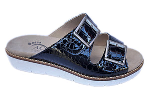 BUY LADIES LEATHER SHOES - BACI - VAGO -  Via Nova/Ferracini Outlet