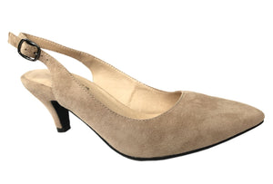 BUY LADIES LEATHER SHOES - DARA - VAGO -  Via Nova/Ferracini Outlet