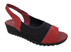 BUY LADIES LEATHER SHOES - INELDA - VAGO -  Via Nova/Ferracini Outlet