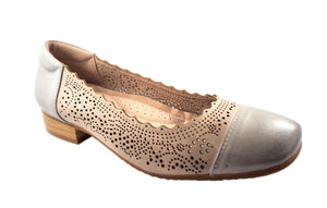 BUY LADIES LEATHER SHOES - LADYBIRD - VAGO -  Via Nova/Ferracini Outlet