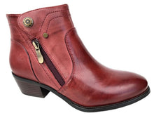 Load image into Gallery viewer, BUY LADIES LEATHER SHOES - LAWN - VAGO -  Via Nova/Ferracini Outlet