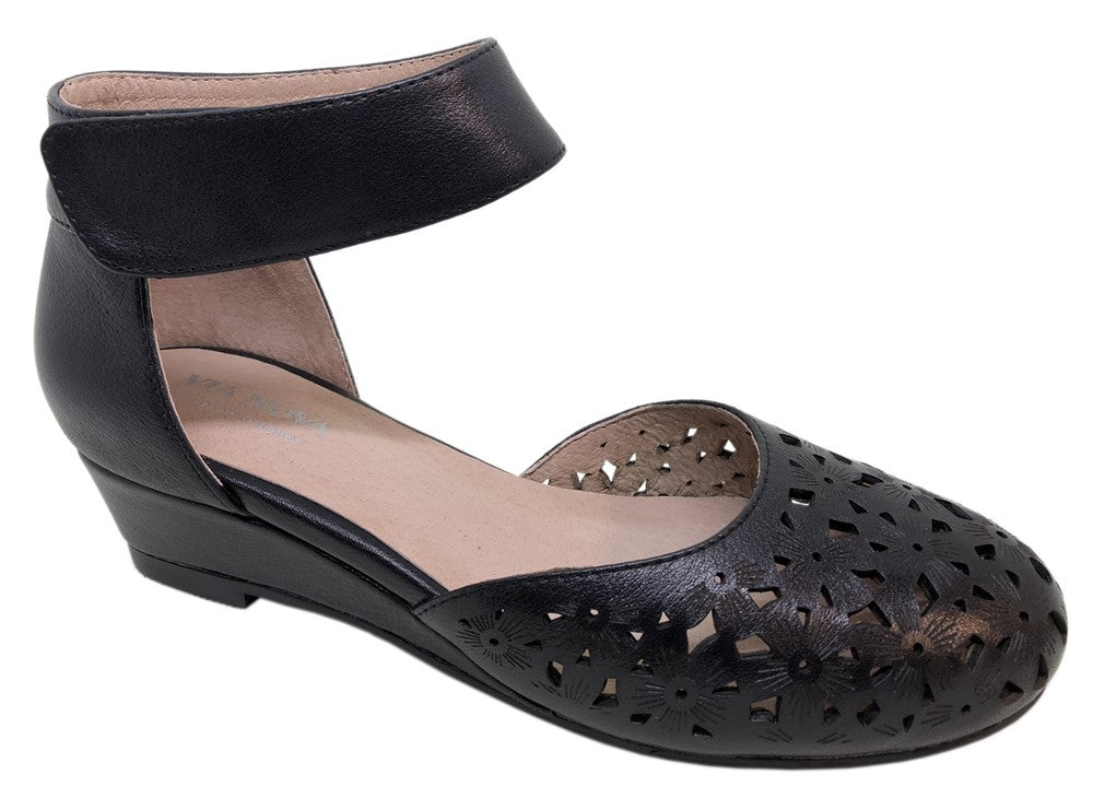 BUY LADIES LEATHER SHOES - LENTON - VAGO -  Via Nova/Ferracini Outlet