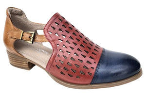 BUY LADIES LEATHER SHOES - LILIANA - VAGO -  Via Nova/Ferracini Outlet