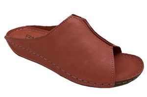 BUY LADIES LEATHER SHOES - MARINA - VAGO -  Via Nova/Ferracini Outlet