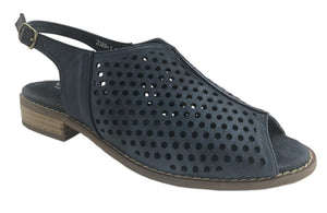 BUY LADIES LEATHER SHOES - NICOLA - VAGO -  Via Nova/Ferracini Outlet