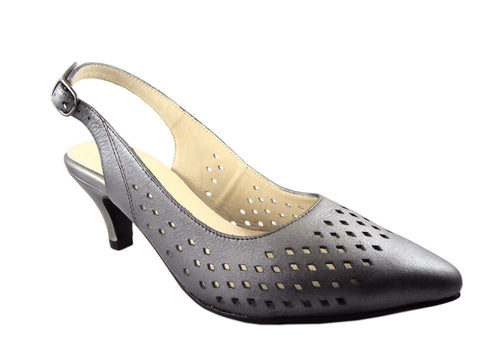 BUY LADIES LEATHER SHOES - SASSI - VAGO -  Via Nova/Ferracini Outlet