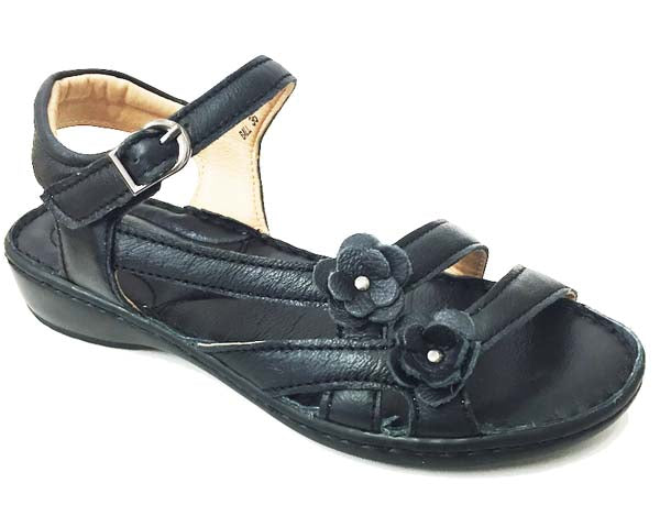BUY LADIES LEATHER SHOES - BALL - VAGO -  Via Nova/Ferracini Outlet