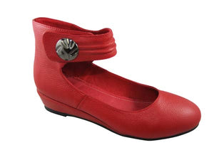 BUY LADIES LEATHER SHOES - LAZ - RED SHEEP - VAGO -  Via Nova/Ferracini Outlet