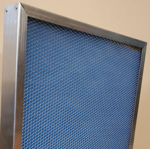 Commercial 2 INCH THICK Permanent, Reusable, Cleanable HVAC Filter
