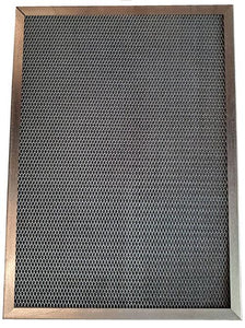 Economical SILVER 3-Stage Permanent, Reusable, Cleanable HVAC Filter
