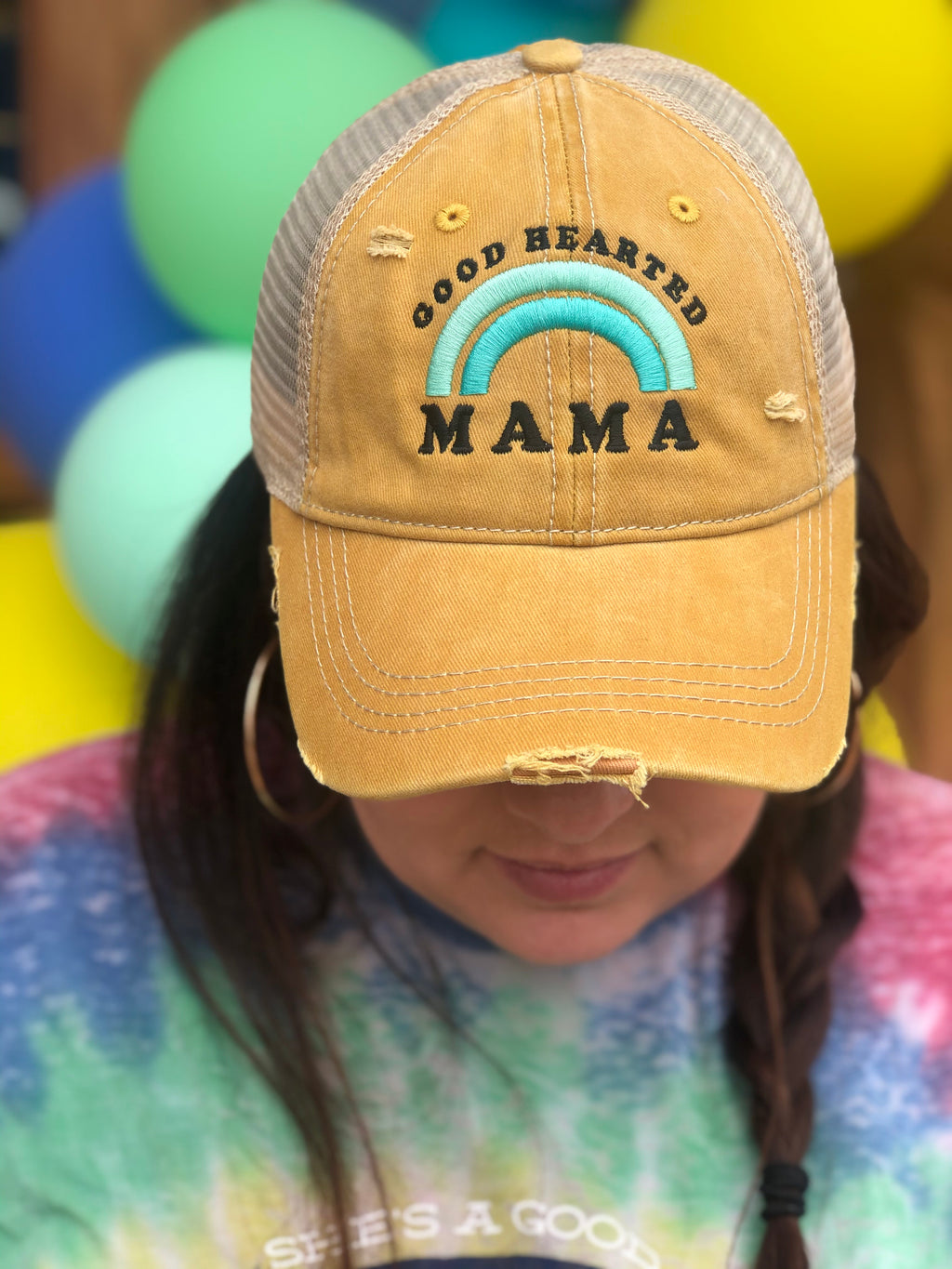 Good Hearted Mama Cap